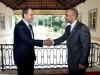 Governador Cabral e Primeiro Ministro do Haiti 24mai2013
