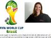 Treinamento com Patrícia Lopes - Copa 2014